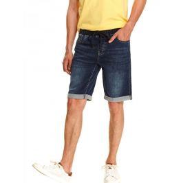 Top Secret Kraťasy jeans pánské TYSKY
