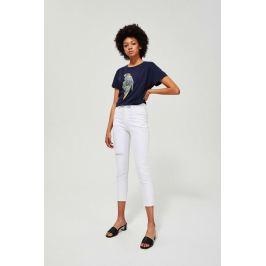 Moodo Kalhoty dámské jeans LYOVY