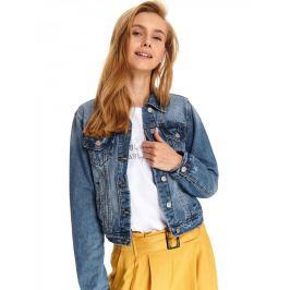 Top Secret Bunda dámská STYLY jeans