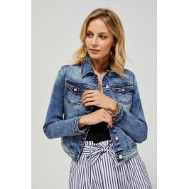 Moodo Bunda JAX dámská jeans