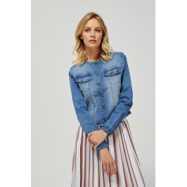 Moodo Bunda JAX II dámská jeans