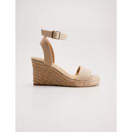 Diverse Sandály SANDAS dámské s klínkem