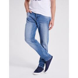 Diverse Kalhoty SHELDON IV L.BLUE pánské