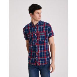 Diverse Košile PATOCKS SH s krátkým rukávem
