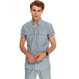 Top Secret Košile pánská SERCY krátký rukáv