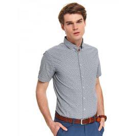 Top Secret Košile pánská GRE krátký rukáv