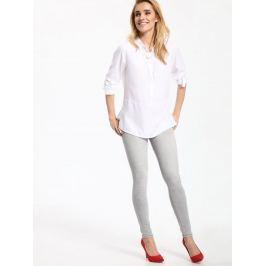 Top Secret Jeansy dámské šedé skinny