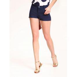 Top Secret Šortky dámské tmavě modré jeans