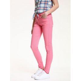 Top Secret Kalhoty dámské růžové