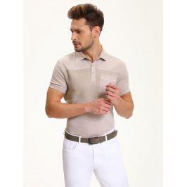 Top Secret Triko pánské s límečkem krátký rukáv