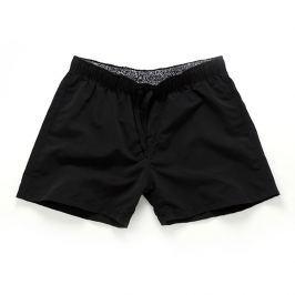 PLAVKY 3+1 ZDARMA Víceúčelové pánské šortkové plavky v 17 barvách! Barva: Black/Černá, Velikost: XXXL, Pro obvod pasu: Pro obvod pasu (101-106cm)