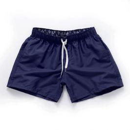 PLAVKY 3+1 ZDARMA Víceúčelové pánské šortkové plavky v 17 barvách! Barva: Modrá, Velikost: XXL