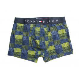 Boxerky Tommy Hilfiger Flag Trunk Fashion Barva: Barevný mix, Velikost: S