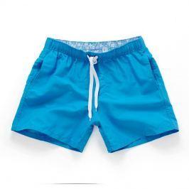 Víceúčelové pánské šortkové plavky v 17 barvách! Barva: Blue, Velikost: M, Velikost dle značky: (81-87cm)