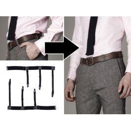 SHIRTPAL - Neviditelné pánské šle proti vykasávání košil 2ks