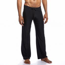 Extra pohodlné domácí kalhoty - Dream Lounge Joga Pants Barva: Černá, Velikost: M, Velikost dle značky: Pro obvod pasu (76-81cm)