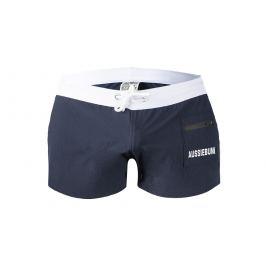 AussieBum SKLADEM ★ Šortkové plavky AussieBum Surfbeach Navy Barva: Modrá, Velikost: S