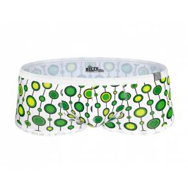 AussieBum SKLADEM ★ Boxerky AussieBum Billy Spots Green Barva: Zelená, Velikost: XXL