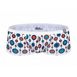 AussieBum SKLADEM ★ Boxerky AussieBum Billy Spots Blue Barva: Modrá, Velikost: XXL