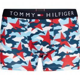 Boxerky Tommy Hilfiger UM0UM01831 0YI TRUNK PRINT Barva: Barevný mix, Velikost: S