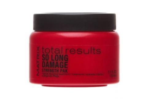 Matrix Total Results So Long Damage Strength Pak maska pro dlouhé vlasy 150 ml Dámská vlasová kosmetika