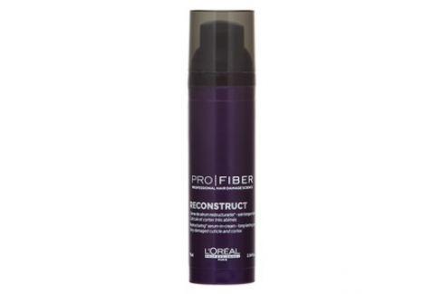 L´Oréal Professionnel Pro Fiber Reconstruct Restructuring serum-in-cream sérum pro velmi poškozené vlasy 75 ml Dámská vlasová kosmetika