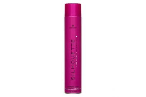 Schwarzkopf Professional Silhouette Color Brilliance Hairspary lak na vlasy pro lesk vlasů 750 ml Dámská vlasová kosmetika