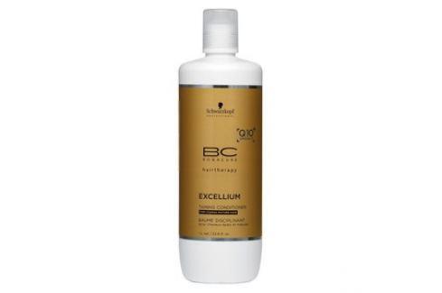 Schwarzkopf Professional BC Bonacure Excellium Taming Conditioner kondicionér pro hrubé vlasy 1000 ml Dámská vlasová kosmetika