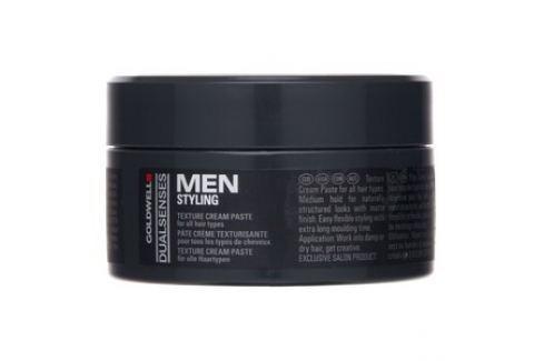 Goldwell Dualsenses For Men Texture Cream Paste modelující pasta pro všechny typy vlasů 100 ml Pánská vlasová kosmetika