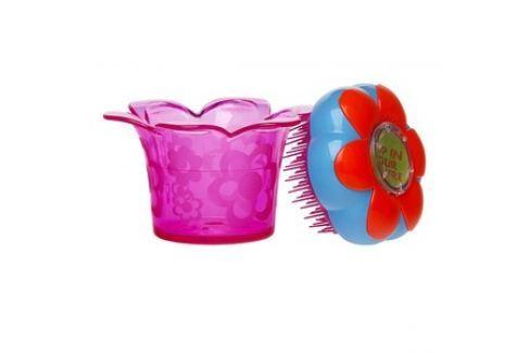 Tangle Teezer Magic Flowerpot kartáč na vlasy pro děti Popping Purple Dětská vlasová kosmetika