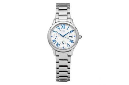 Dámské hodinky Casio SHE-3049D-7A Dámské hodinky