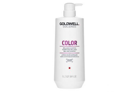 Goldwell Dualsenses Color Brilliance Shampoo šampon pro barvené vlasy 1000 ml Dámská vlasová kosmetika