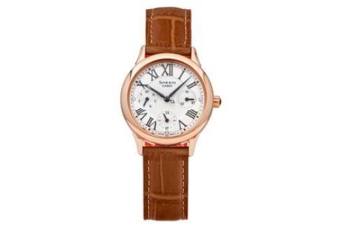 Dámské hodinky Casio SHE-3049PGL-7A Dámské hodinky