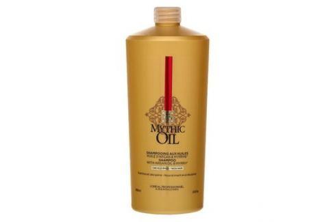 L´Oréal Professionnel Mythic Oil Shampoo šampon pro hrubé a nepoddajné vlasy 1000 ml Dámská vlasová kosmetika