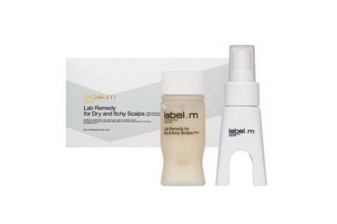 Label.M Therapy Lab Remedy Treatment vlasová kúra pro citlivou pokožku hlavy 24 x 10 ml Dámská vlasová kosmetika