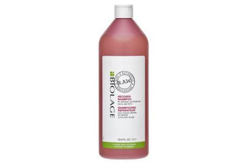 Matrix Biolage R.A.W. Recover Shampoo šampon pro namáhané, zcitlivělé vlasy 1000 ml Dámská vlasová kosmetika