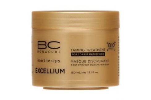 Schwarzkopf Professional BC Bonacure Excellium Taming Treatment maska pro hrubé vlasy 150 ml Dámská vlasová kosmetika
