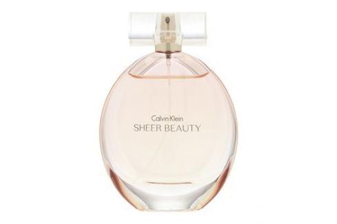 Calvin Klein Sheer Beauty toaletní voda pro ženy 100 ml toaletní voda