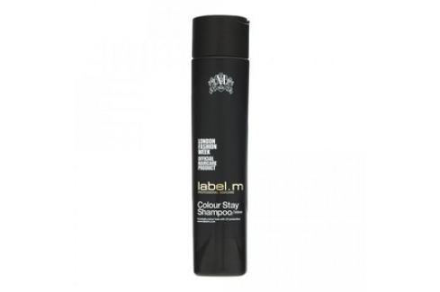 Label.M Cleanse Colour Stay Shampoo šampon pro barvené vlasy 300 ml Dámská vlasová kosmetika
