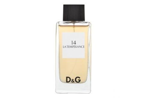 Dolce & Gabbana D&G Anthology La Temperance 14 toaletní voda pro ženy 10 ml - odstřik toaletní voda