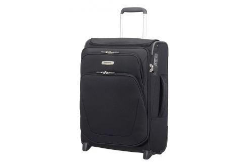 Samsonite Kabinový cestovní kufr Spark SNG Upright Top Pocket 65N 48,5/57 l - černá Cestovná batožina
