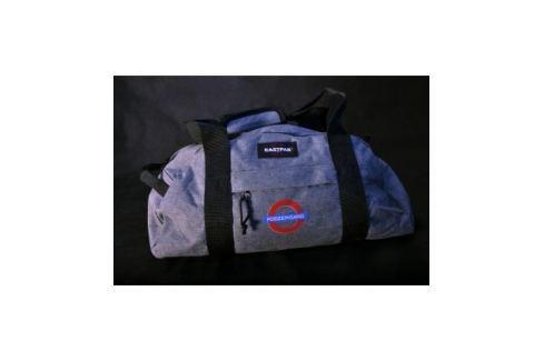 EASTPAK Sportovní taška STAND Sunday Grey Podzemgang EP735363 Cestovná batožina