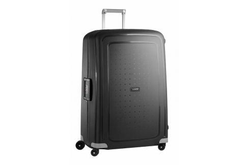 Samsonite Cestovní kufr S'Cure Spinner 10U 138 l - černá Cestovná batožina