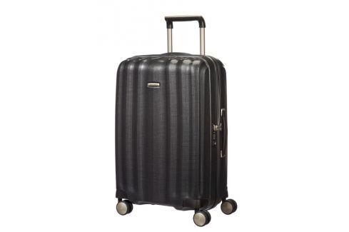 Samsonite Cestovní kufr Lite-Cube Spinner 33V 67,5 l - černá Cestovná batožina
