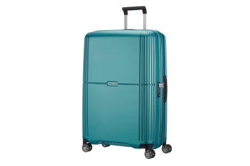 Samsonite Cestovní kufr Orfeo Spinner CC4 96 l - tyrkysová Cestovná batožina