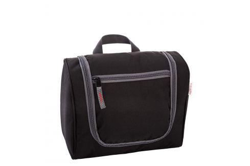 Travelite Velká kosmetická Taška Cosmetic Bag L 2452-01 Kabelky