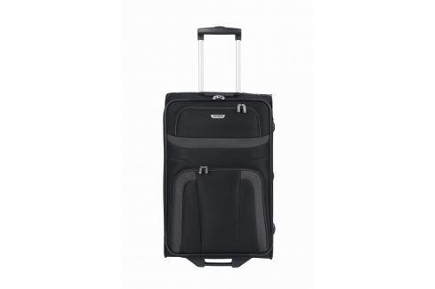 Travelite Cestovní kufr Orlando L 98489-01 80 l Cestovná batožina