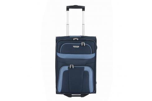 Travelite Kabinový kufr  Orlando S Navy 98487-20 37 l Cestovná batožina