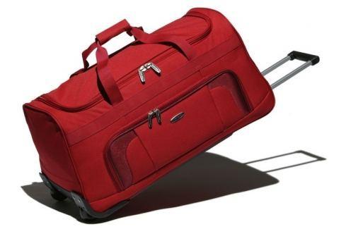 Travelite Cestovní taška na kolečkách Orlando Travel Bag 2w 98481-10 Cestovná batožina