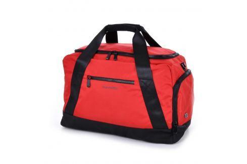 Travelite Cestovní taška Flow M 6774-10 38 l Cestovná batožina